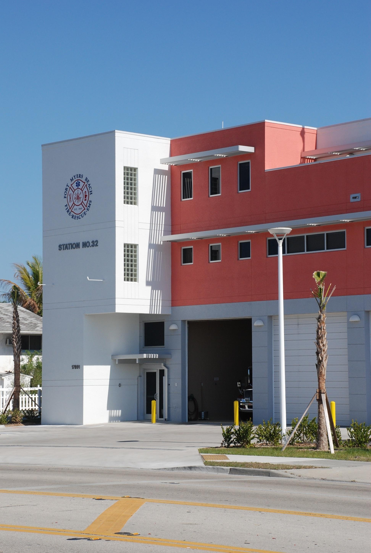 2009 FIERO Fire Station Design Merit Award